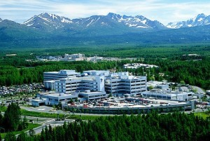 Frst class medical facility in Anchorage